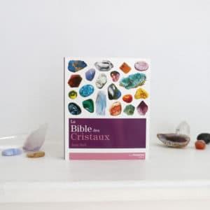 Livre la bible des cristaux tome 1 Judy Hall