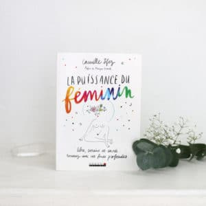 Livre La puissance du feminin Camille sfez