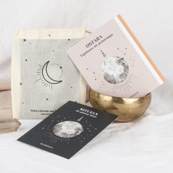 kit rituels de lune womoon
