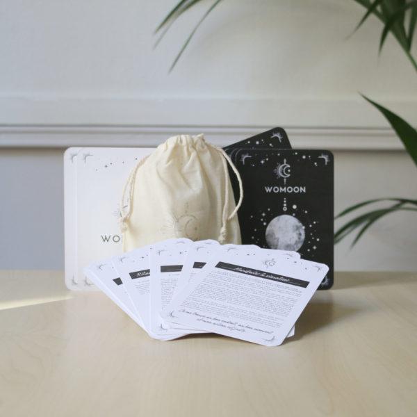 Kit de rituels de lune womoon