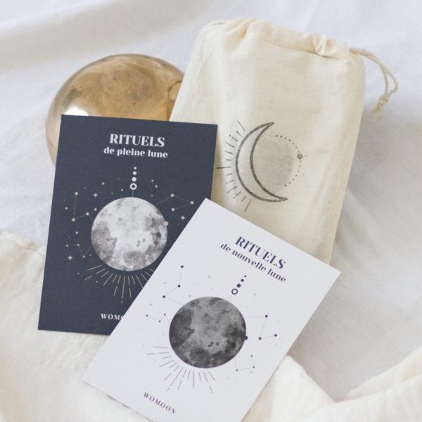 rituels nouvelle et pleine lune