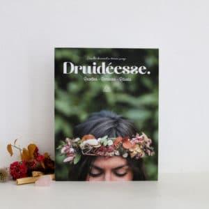 Magazine Druideesse marie cochard