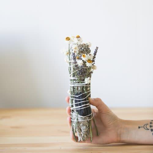 Bouquet de purification Protection