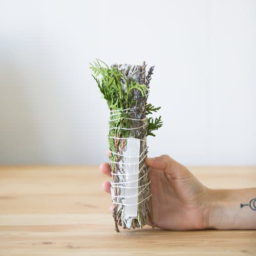 Bouquet de purification Serenite