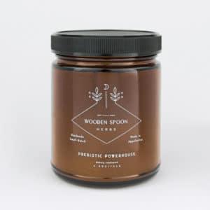 Prebiotic Powerhouse Wooden Spoon Herbs sur Womoon