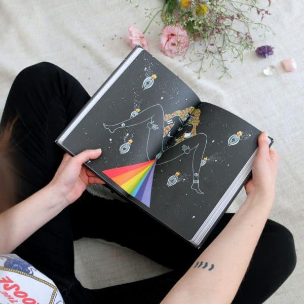 Gardiennes de la lune livre la tisaniere tatouee