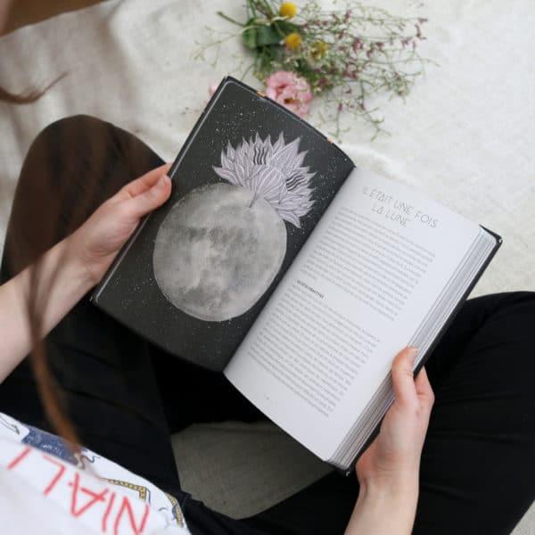Livre gardiennes de la lune