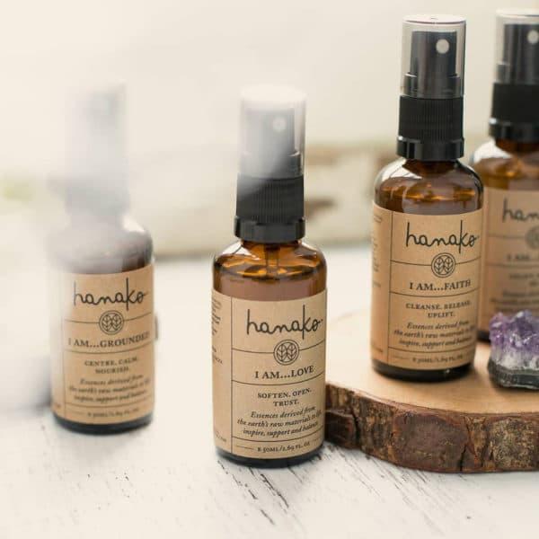 Sprays aromatiques hanako sur womoon