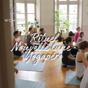 Yogapéro womoon Nantes