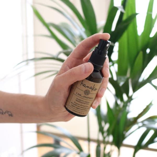 Spray aromatique hanako sur womoon