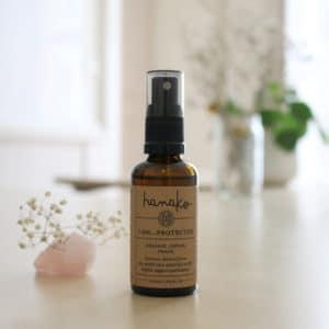 Melange huiles essentielles protection