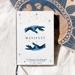 Livre manifester pour apprendre a manifester ses reves womoon dreamy moons annie tarasova
