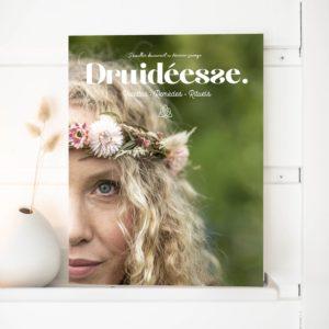 Druideesse magazine marie cochard printemps