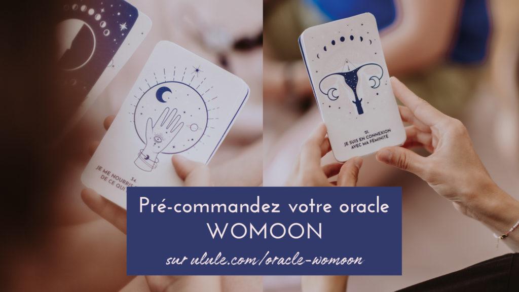 Oracle Womoon sur Ulule