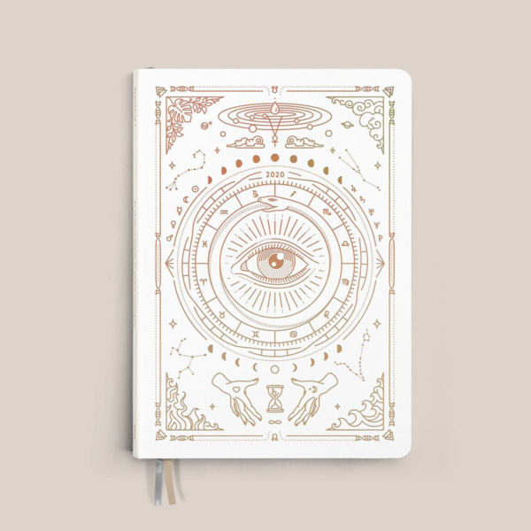 Agenda astrologique 2021 magic of i