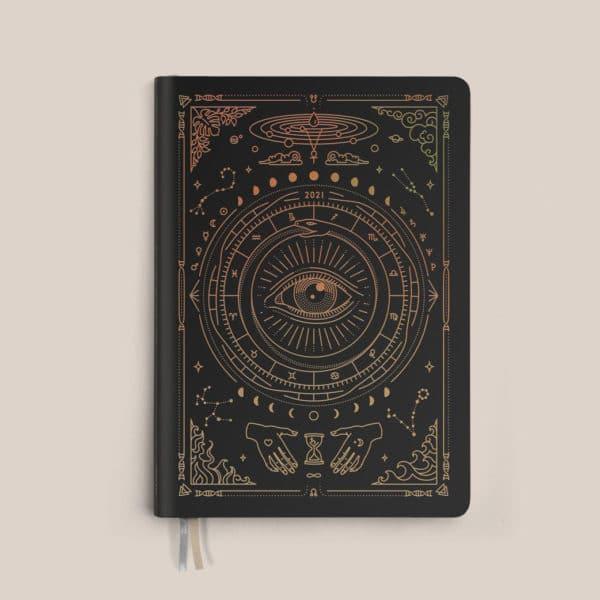 agenda astrologique 2021 magic of I france