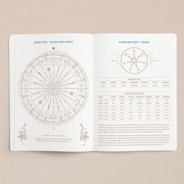 agenda astrologique 2021 magic of I roue astrologique