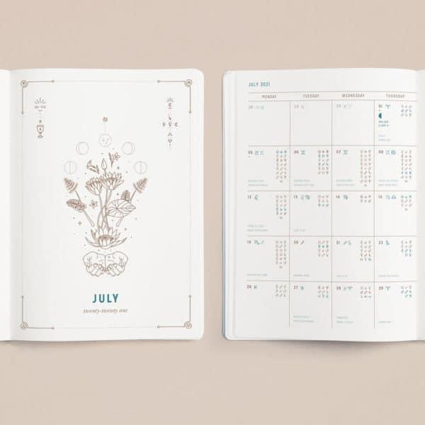 agenda magic of I astrologie