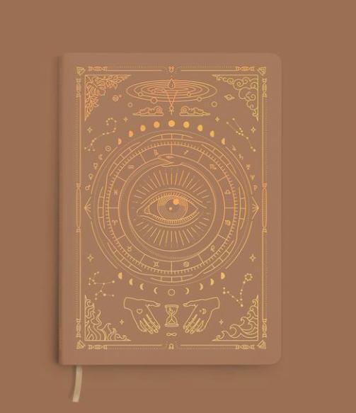 Carnet journaling magic of i marron clair