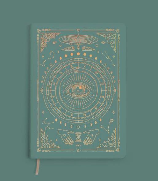 Carnet journaling magic of i bleu