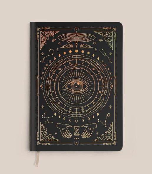 Carnet journaling magic of i noir