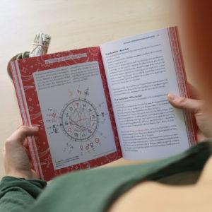 Livre astrologie lire son thème astral carte du ciel
