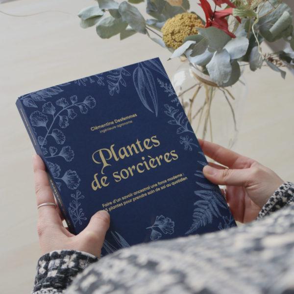 Livre plantes de sorcieres womoon