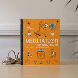 Méditation au quotidien livre womoon