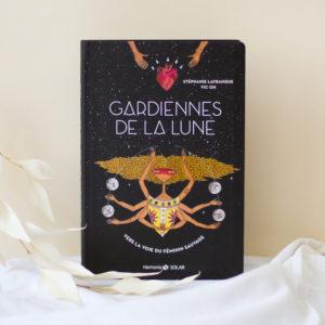 livre gardiennes de la lune womoon