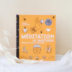 livre meditation au quotidien womoon