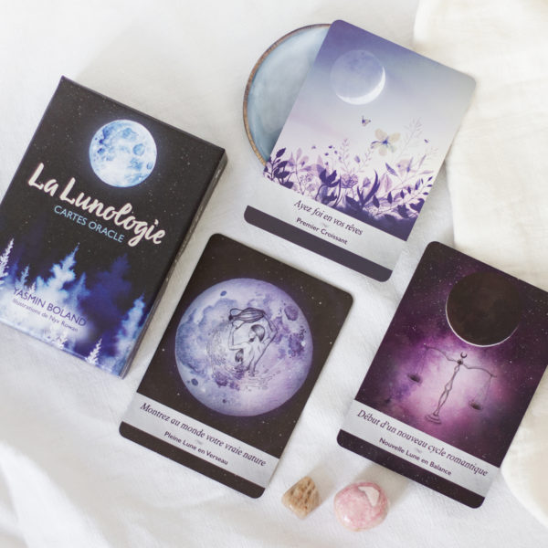 tirage oracle lunologie womoon