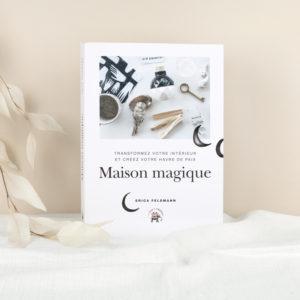 Maison magique livre Womoon