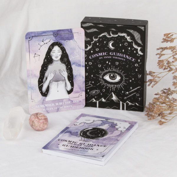 oracle cosmic guidance Annie Tarasova womoon france