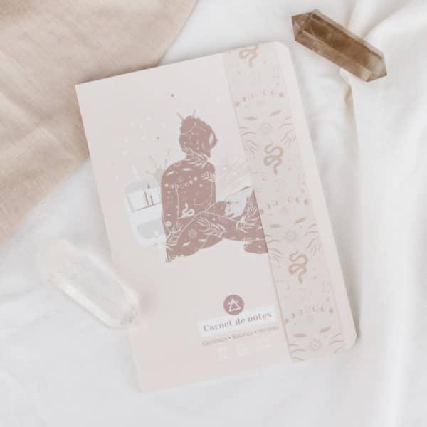 carnets de notes womoon élément air astrologie gémeaux balance verseau