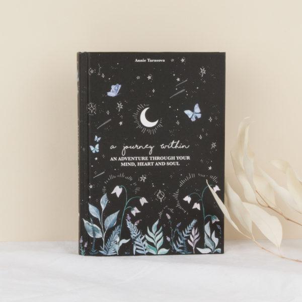 livre a journey within Annie Tarasova Womoon France