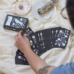 Tirage tarot de Marseille lisa Junius