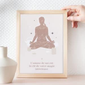 affiche mantra womoon