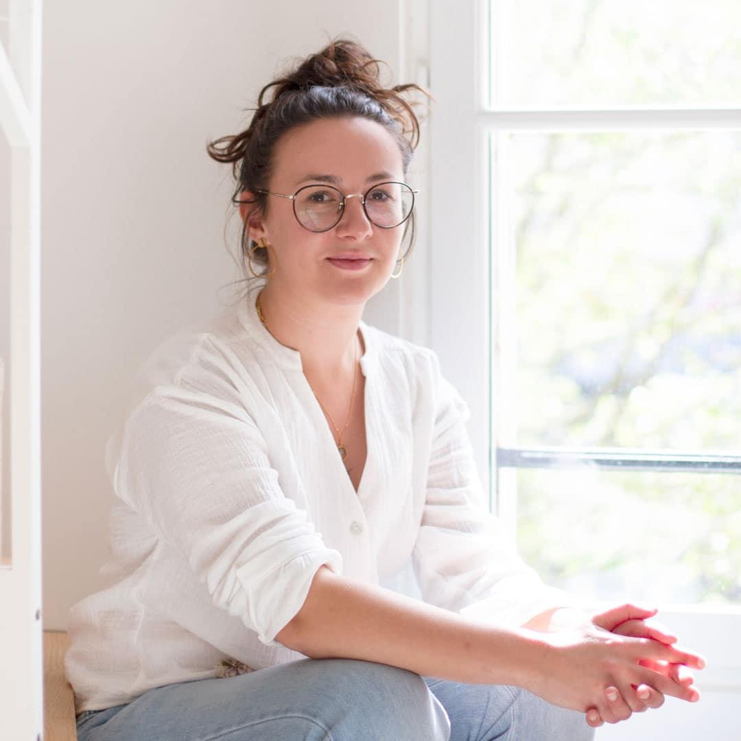 celia Boussugue fondatrice de Womoon