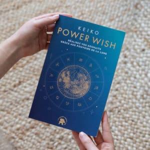 power wish keiko