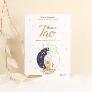 livre déesse du tao