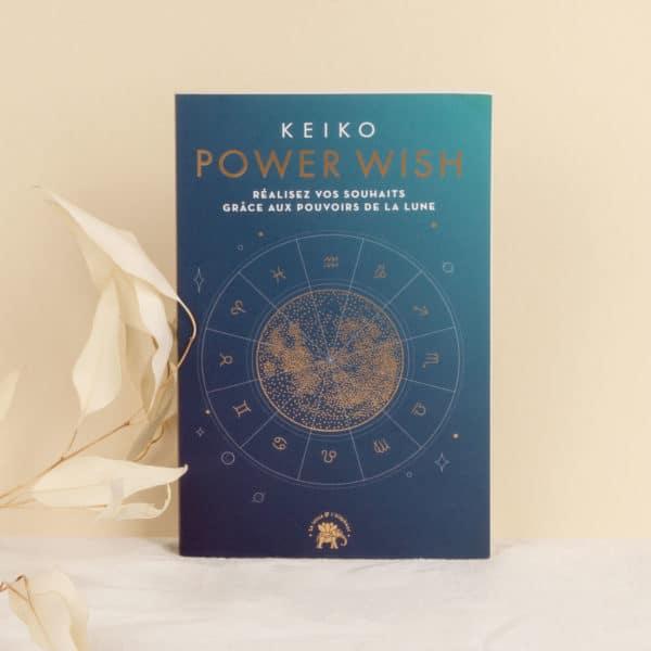 livre power wish lune