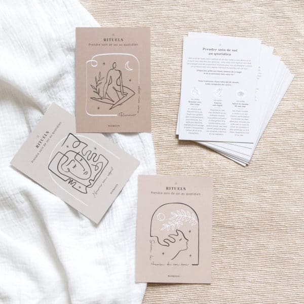 kit rituels prendre soin de soi