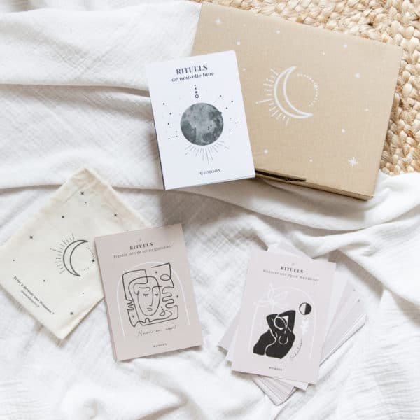 3 kits rituels womoon