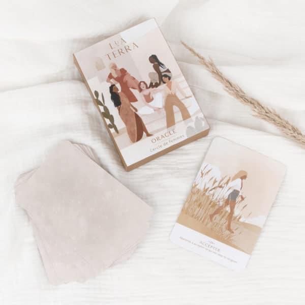 oracle cercle de femmes cartes oracle