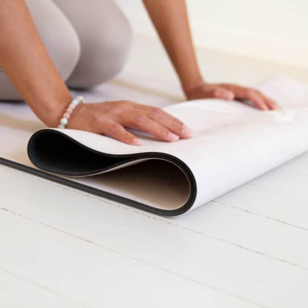 tapis de yoga épais antidérapant écologique