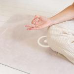 méditation tapis de yoga écologique womoon