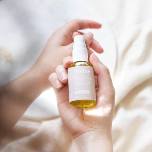 huile biologique douleurs règles