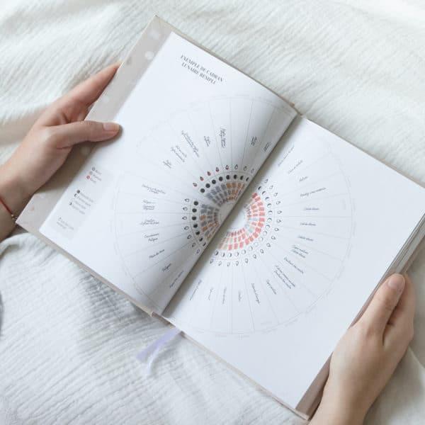 agenda 2022 éco-responsable tracker cycle menstruel